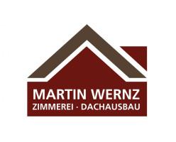 Logo der Zimmerei Martin Wernz