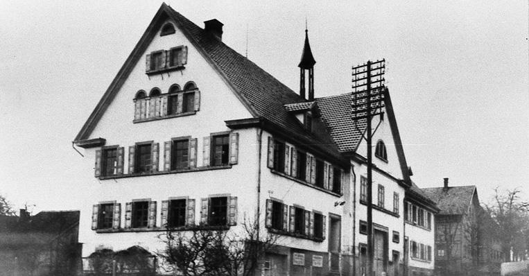 Rathaus Dunningen-1927