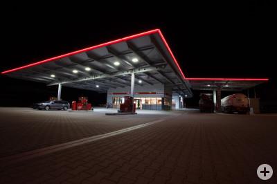 ESSO Tankstelle