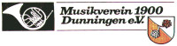 Musikverein Dunningen Logo
