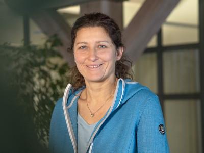 Mitarbeiterin der Ortsbaubehörde von Sybille Barth