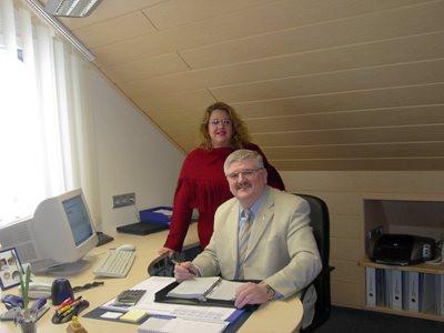 Büroteam Stefan und Angelika Haag