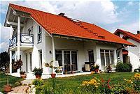 ein von Firma Moosmann erstelltes Haus