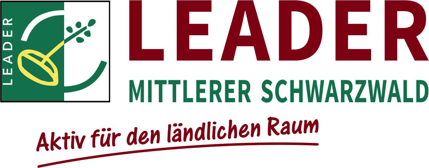 Leader Logo Mittlerer Schwarzwald