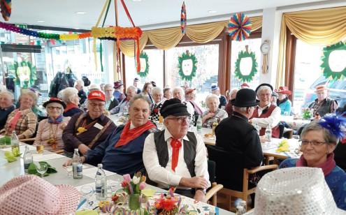 Seniorenfasnacht 2020